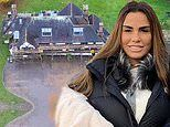 Katie Price 'risks losing her £2million mucky mansion after being declared bankrupt'