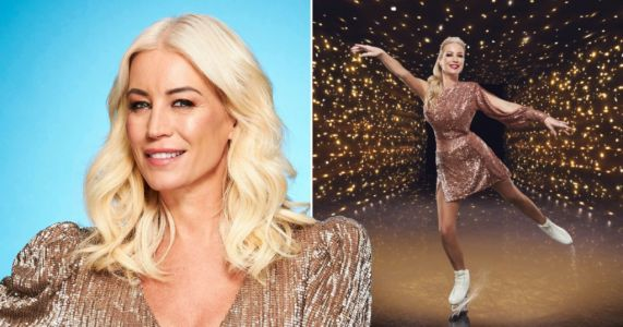 Dancing On Ice 2021: Denise Van Outen quits series after horror fall