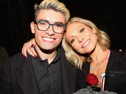 Kelly Ripa says her oldest child moved out and is experiencing 'extreme poverty' for the first time
