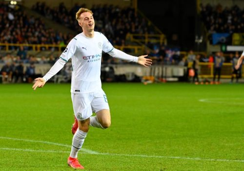 Pep Guardiola praises 'special' Cole Palmer after Manchester City's victory over Club Brugge