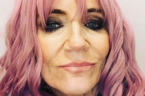 EastEnders star Michelle Collins looks totally different after debuting pink hair
