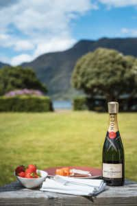 Champagne Moments at The Torridon