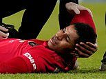 Man Utd star Marcus Rashford insists he will return from back injury before the end of the season