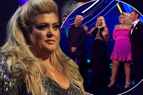 REAL reason Gemma Collins went missing from Dancing On Ice after Jason Gardiner spat