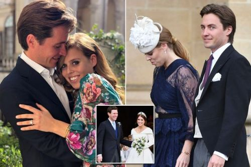 Princess Beatrice 'could marry in parents' garden as she shuns royal traditions'