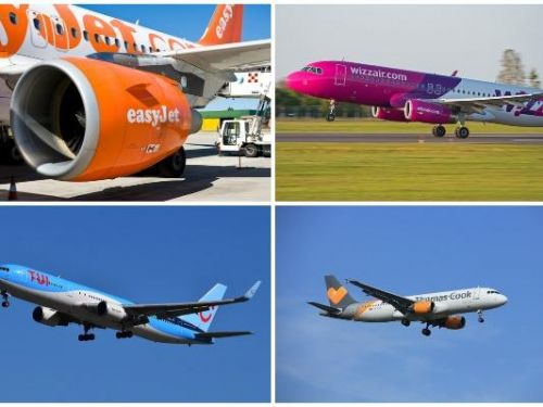 These are the 20 most delayed airlines operating in the UK