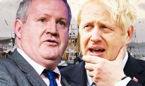 Brexit delay: SNP demands Boris agree to EU's six month extension - Blackford lashes out