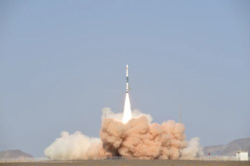 Chinese smallsat launcher delivers remote sensing payload to space