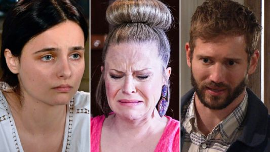 10 soap spoilers this week: Coronation Street fire terror, EastEnders child abduction, Emmerdale exit, Hollyoaks kiss