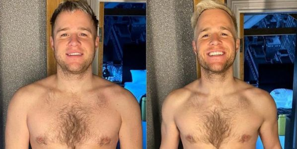 Olly Murs 'starting a food nutrition business' after newfound passion for fitness
