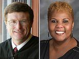 LA's chief district court judge who called black administrative clerk 'street smart' steps down