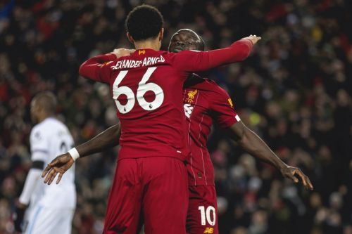 """Big relief"", ""12 points from heaven"" - Liverpool fans react to 3-2 win over West Ham"