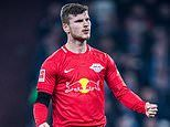 Timo Werner talks up Liverpool move AGAIN as striker calls Klopp 'the best coach in the world'