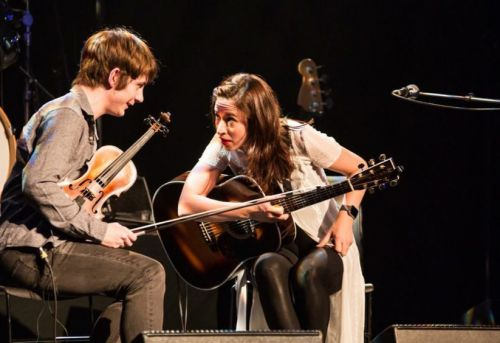 Scotland's most northerly arts venue doubles audience figures