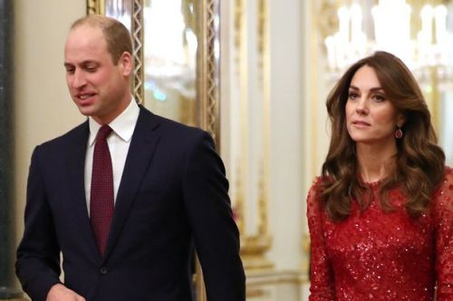 Kate Middleton and Prince William host Buckingham Palace reception as Prince Harry prepares to reunite with Meghan Markle in Canada