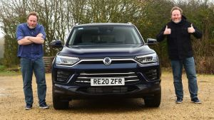 SsangYong Korando Ultimate: long-term test review