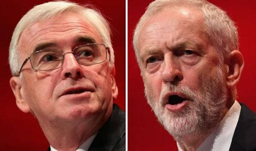 Corbyn's Labour 'in flux' as John McDonnell ousts more key aides in an alleged power grab