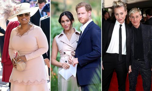 Meet Prince Harry and Meghan Markle's new celebrity neighbours in Santa Barbara