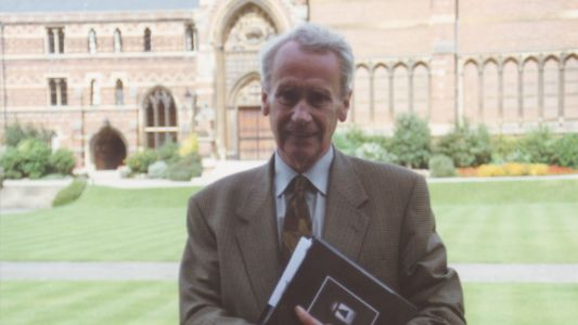 Lord Of The Rings creator JRR Tolkien's son Christopher dies aged 95
