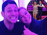 Dancing On Ice:Joe Swash's pro skater partnerAlexandra Schauman is ruled out of Sunday's show