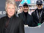 Jon Bon Jovi says his teenage son Jacob had a 'mild version' of coronavirus