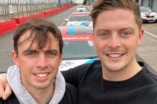 Alex George brands brother Elliott his 'rock' after death of their brother Llŷr