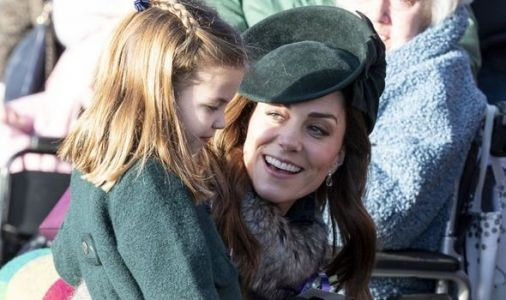 Kate becomes emotional as she details sweet moment with Princess Charlotte