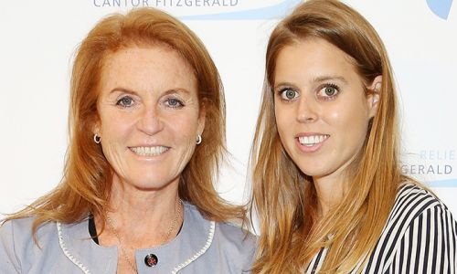 Sarah, Duchess of York shares never-before-seen photo of Princess Beatrice in touching birthday message