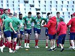 SIR CLIVE WOODWARD: Lions need to win on Saturday or they will be whitewashed