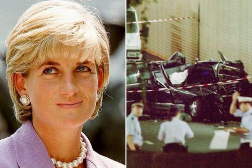 Princess Diana's death NOT an accident say witnesses who saw mystery 'dark cars'