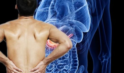 Back pain warning: It can be a sign of pancreatic cancer - how to tell