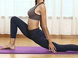 This bestselling cushioned yoga mat can help with painful floor exercises and it's on sale
