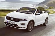Volkswagen T-Roc Cabriolet is only mainstream convertible SUV