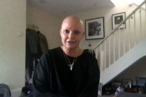 Gail Porter says it's 'critical' that those battling with mental health get help