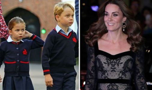 Kate Middleton news: The strict rule Kate makes Prince George and Charlotte follow