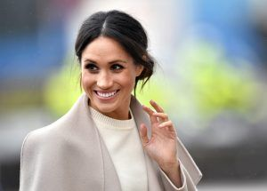 Meghan Markle has been named one of the 'most respected' royals by the public