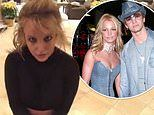 Britney Spears dances up a storm to her ex Justin Timberlake's Jay-Z collaboration Holy Grail