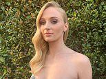 Sophie Turner reveals she is SO down' with playing a young Boy George