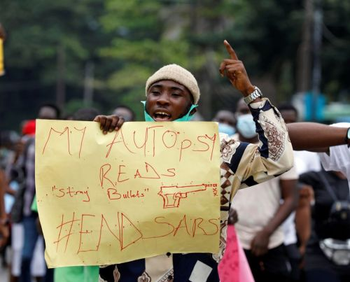 End Sars Protests: Here's Why People In Nigeria Are Demonstrating