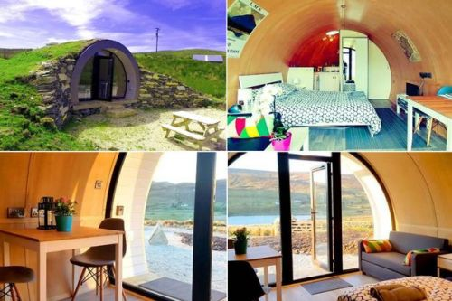 You can now stay in a Hobbit-inspired Airbnb in Ireland from just £66 a night