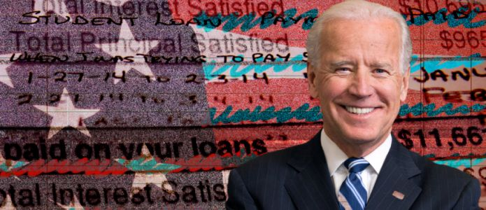 Joe Biden Is Toying With Forgiving Student Loans. He Should Wipe Them Out Altogether
