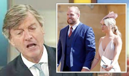 Richard Madeley's Brexit bust-up with daughter on her wedding day: 'Making me angry!'