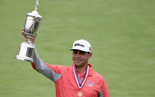 US Open 2019: Gary Woodland wins first major after holding off Brooks Koepka