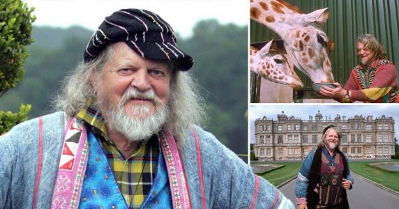 'Gloriously' eccentric Longleat Safari Park owner Lord Bath dies from coronavirus