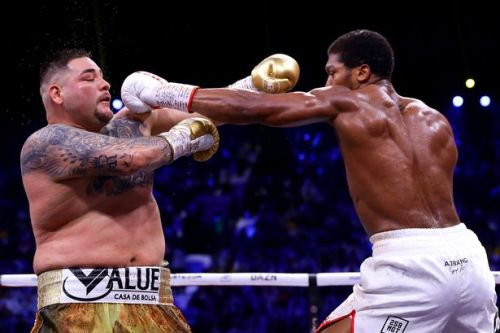 Deontay Wilder scathing of Anthony Joshua performance in Andy Ruiz Jr victory
