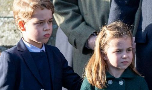 Prince George and Princess Charlotte 'mystery solved' after Kate's children baffle fans