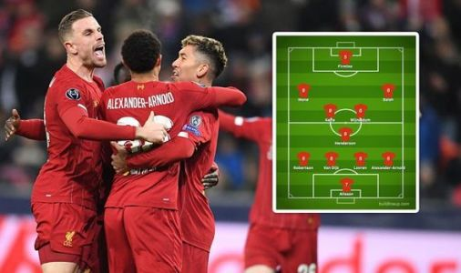 Liverpool player ratings vs Red Bull Salzburg: Four receive an 8 as Reds avoid early exit