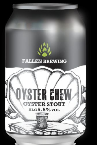 Scottish brewery to release stout brewed with oysters