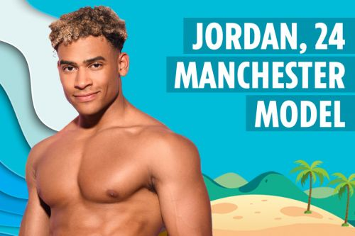 Who is Jordan Hames? Meet the new Love Island cast member and model from Manchester