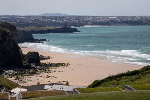 Teen girl and man die after being pulled from water in bank holiday tragedies on Cornwall coast